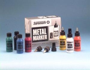 Metal-Marker-merkepenner